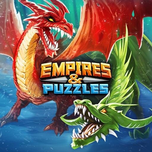 Empires & Puzzles Epic Match 3-SocialPeta