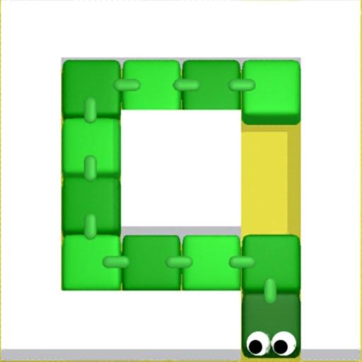 Snake Mosaic-SocialPeta