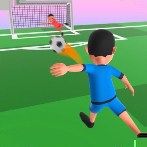 Goal Rush 3D-SocialPeta