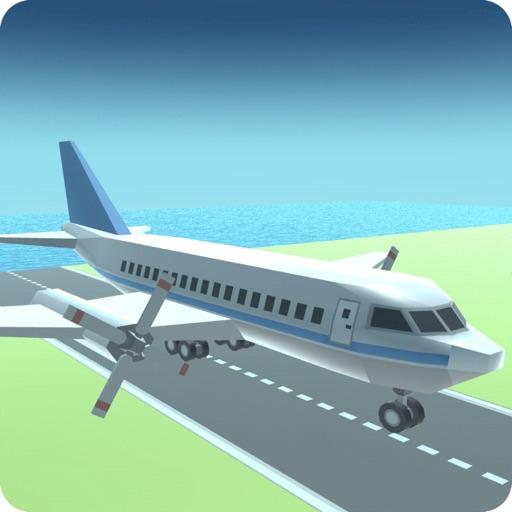 Perfect Landing 3D-SocialPeta