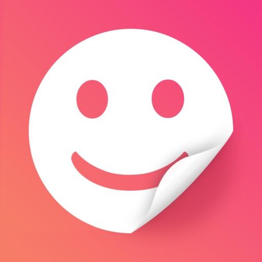 iMoji - Emoji & Sticker-SocialPeta
