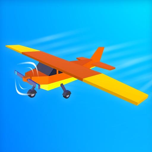 Crash Landing 3D-SocialPeta