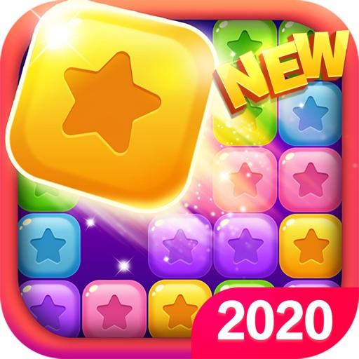 Poping Puzzle - Star Blast-SocialPeta