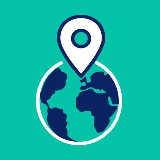 GeoFind: Location tracker-SocialPeta