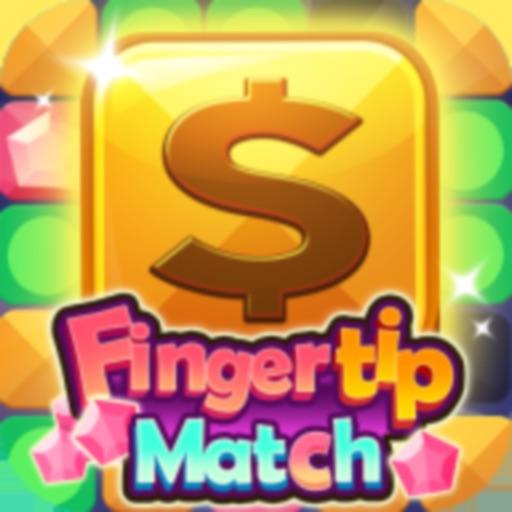 Fingertip Match-Puzzle go!-SocialPeta