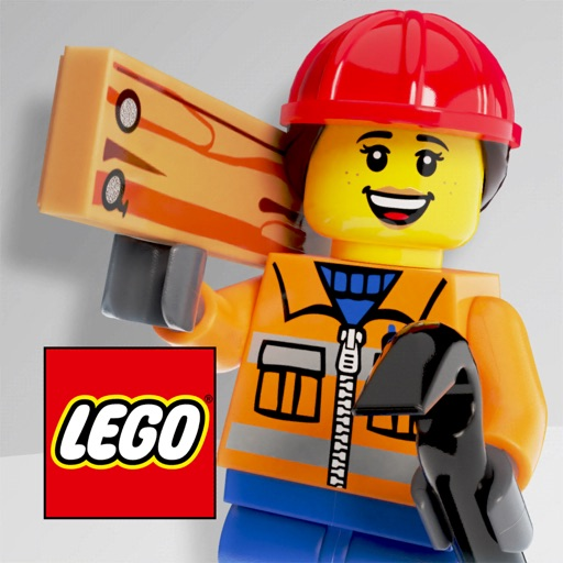 LEGO® Tower-SocialPeta