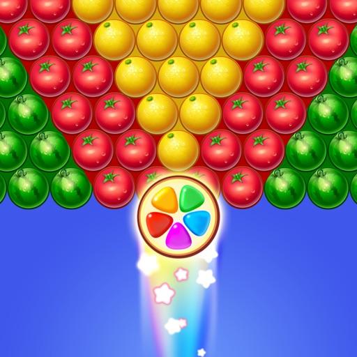 Shoot Ball Fruit Splash-SocialPeta