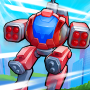 Iron Wars – Mech Battles-SocialPeta
