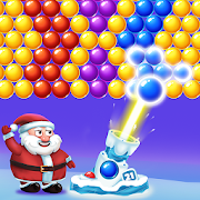 Christmas Games - Bubble Shooter-SocialPeta