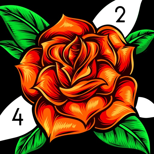 Repaint: Oil Paint by Number-SocialPeta