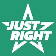 Just Right - Direktsänd frågesport-SocialPeta
