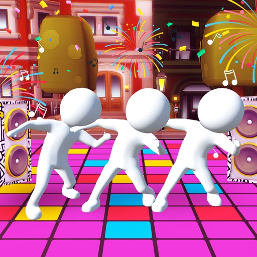 Dance Draw Battle-SocialPeta