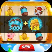 Wheel Master - Spins And Coins-SocialPeta
