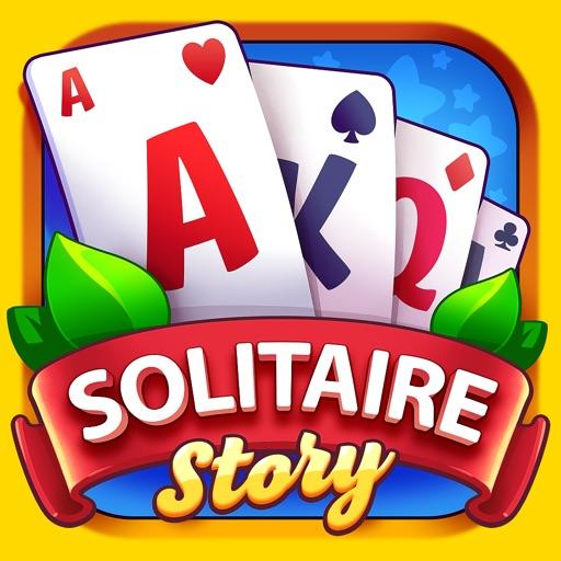 Solitaire Story TriPeaks Cards-SocialPeta