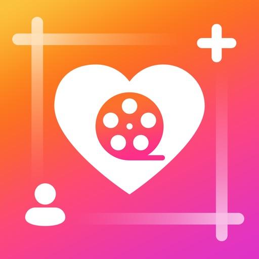 Likes Boom for Instagram Video-SocialPeta