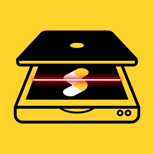 PDF Scanner App for iPhone-SocialPeta