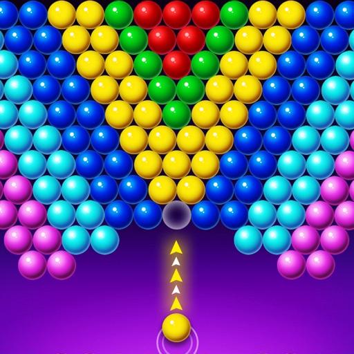 Bubble Shooter Mania-Pop Blast-SocialPeta