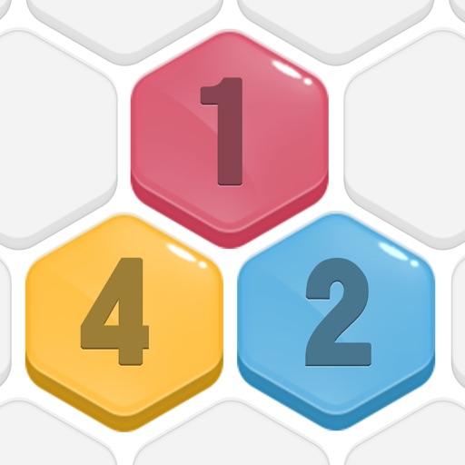 HexPop - PuzzleGames-SocialPeta