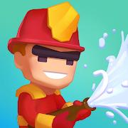 Brave Fireman-SocialPeta