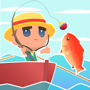 Idle Fishing 3D-SocialPeta