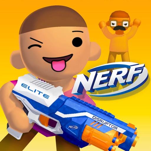 NERF Epic Pranks!-SocialPeta
