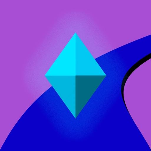 Diamond Run-SocialPeta