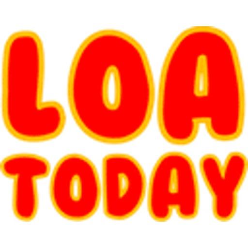 LOA Today Podcast Player-SocialPeta