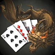 Golden Dragon Solitaire-SocialPeta