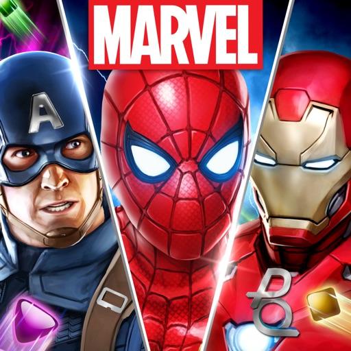 MARVEL Puzzle Quest: Hero RPG-SocialPeta