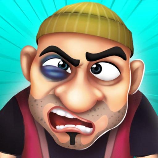 Scary Robber Home Clash-SocialPeta