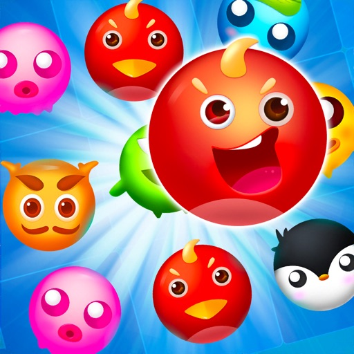 Bubble Shooter – Magic Animal-SocialPeta