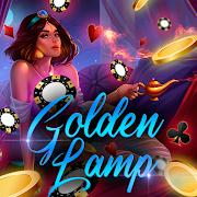 Golden Lamp-SocialPeta