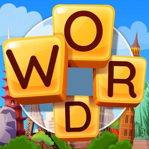Word Hop  -SocialPeta