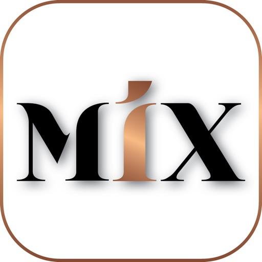 Mix Color Bar-SocialPeta