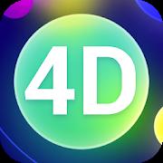 4D Amazing Live Wallpaper HD-SocialPeta