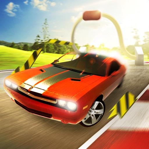 Slingshot Stunt Driver-SocialPeta