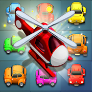 Vehicle Puzzle : Traffic Unblock!-SocialPeta