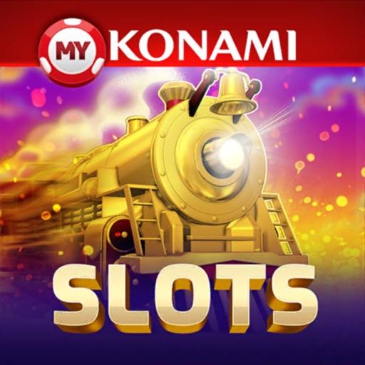 my KONAMI - Real Vegas Slots-SocialPeta