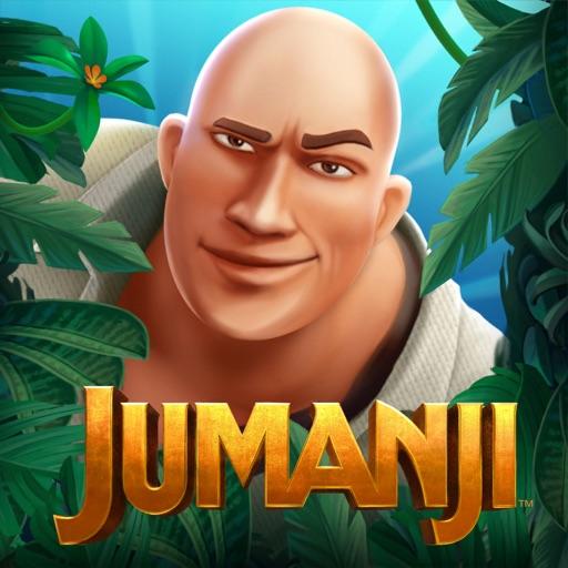 Jumanji: Epic Run-SocialPeta