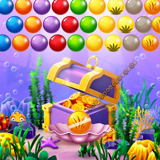 Aqua Pop - Bubble Shooter 2020-SocialPeta