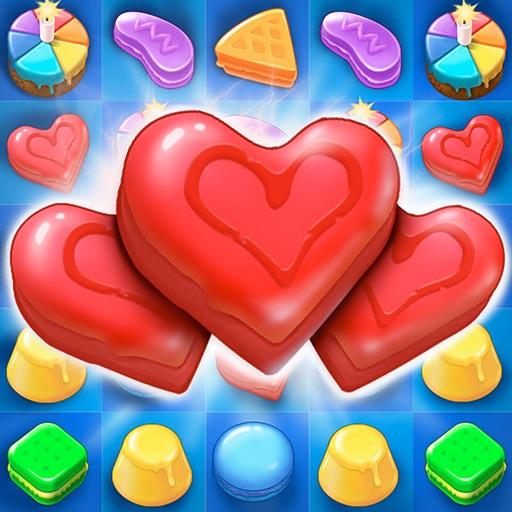 Cookie Blast - Puzzle Legend-SocialPeta