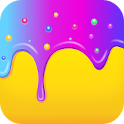 Slime Simulator: Super Real Slime & ASMR-SocialPeta