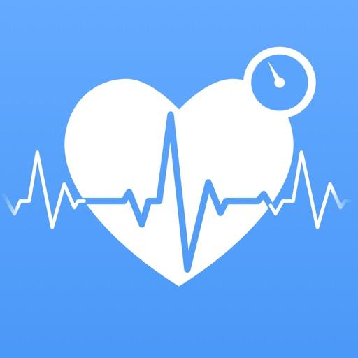 HeartBeat. Heart Rate Monitor-SocialPeta