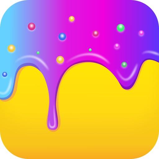 Super Slime: Antistress & ASMR-SocialPeta