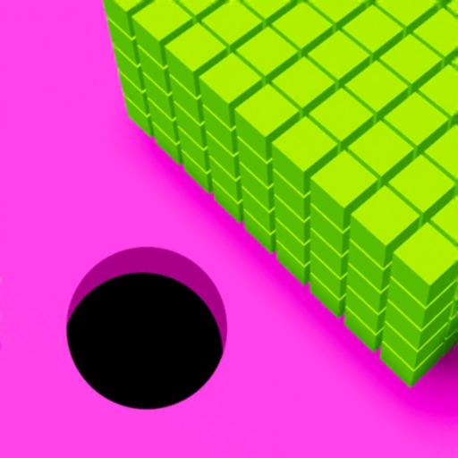 Color Hole 3D-SocialPeta