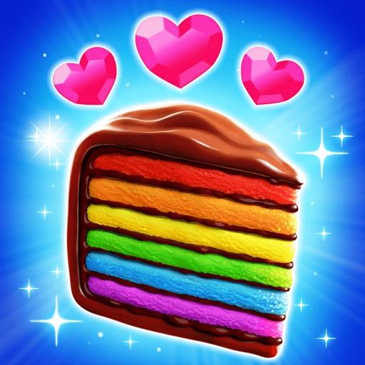 Cookie Jam: Match 3 Games-SocialPeta