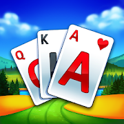 Solitaire Golden Prairies-SocialPeta