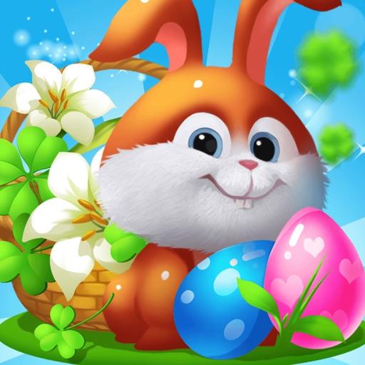 Easter Swap - Coloring Holiday-SocialPeta
