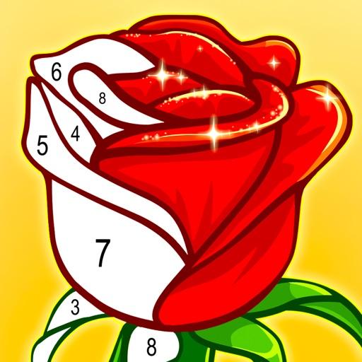 ColorPlanet® Paint by Number-SocialPeta