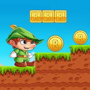 Robin Jungle World - Classic Adventure Game-SocialPeta